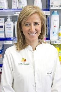 Ana Victoria Fernández_Farmaceutica Titular