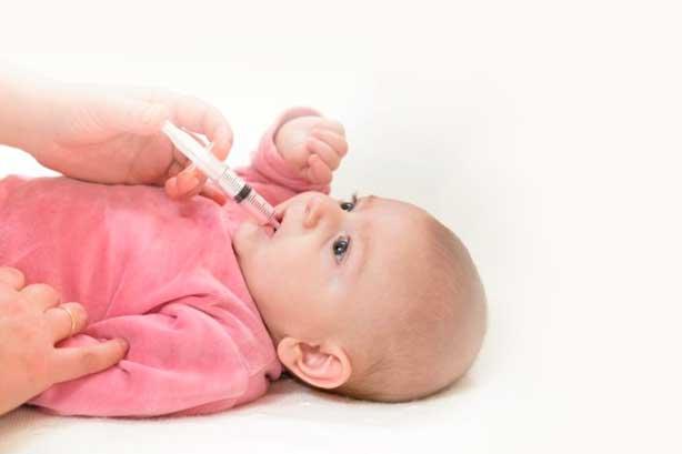 vacuna oral