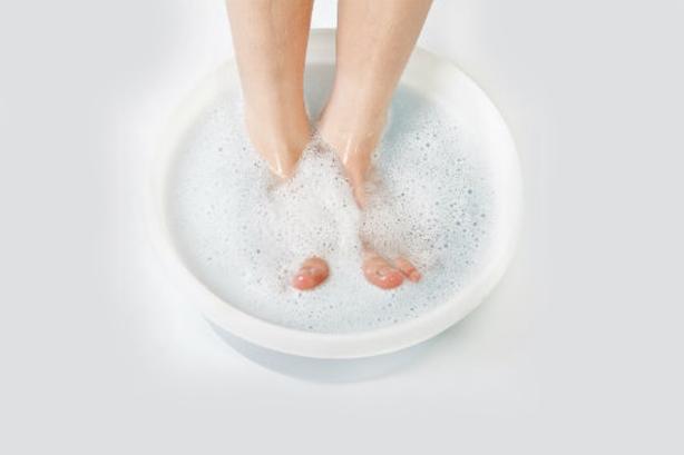baños para eliminar el mal olor de pies