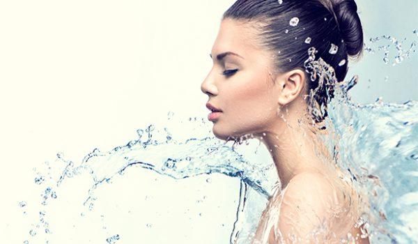 agua y belleza