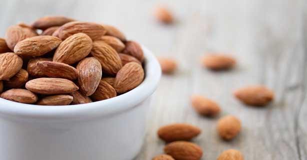 estres y alimentacion frutos secos